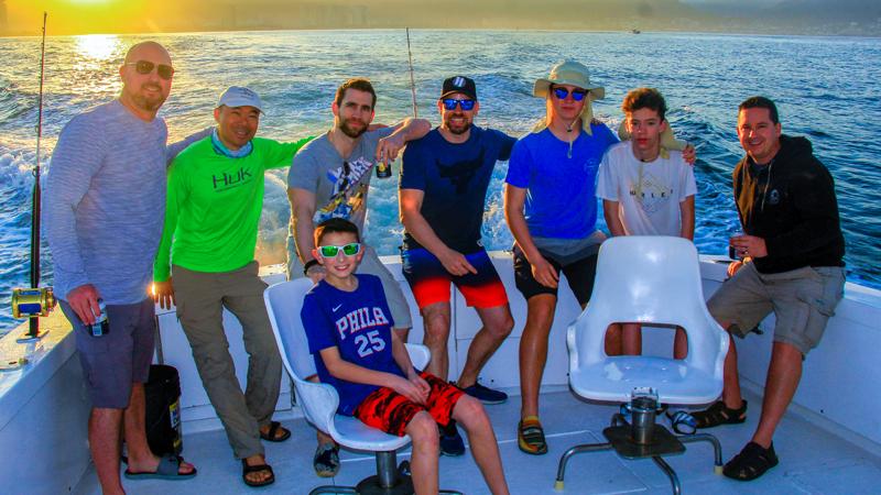 Shared Fishing